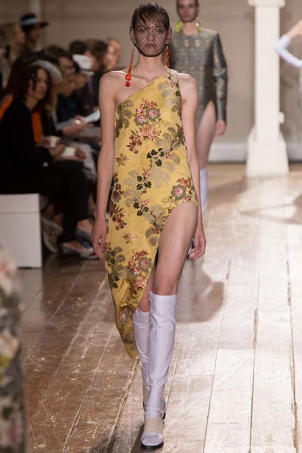 Thời trang 2015, sự trở lại từ thập niên 70