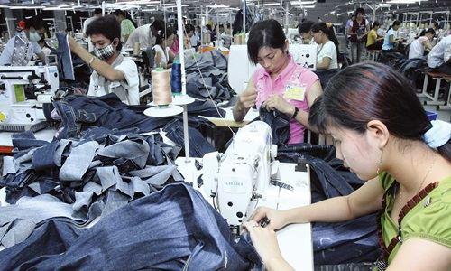 Hàng xuất khẩu Quảng Châu